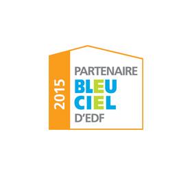 Logo EDF Partenaire électricité