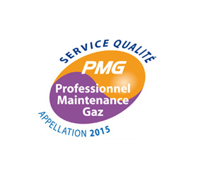 Logo Certification Professionnel Maintenance Gaz